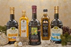 5 Holiday Appetizer Recipes + Colavita EVOO #Holiday #Giveaway via @artfulgourmet