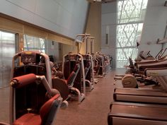 Need to get in shape for your next trip? Visit us at #Vitality Wellbeing & Fitness Centre!