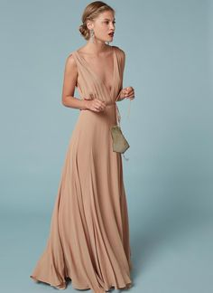Bridesmaid Dress from Reformation