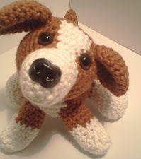 http://www.ravelry.com/patterns/library/lily-baby-beagle-amipal-amigurumi-stuffed-puppy-dog