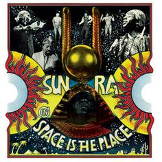 Sun Ra - Space Is The Place (Limited Edition Clear Vinyl)