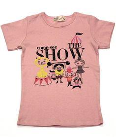 Misha Lulu Circus Show Tee