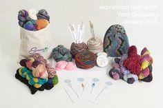 Great yarn giveaway