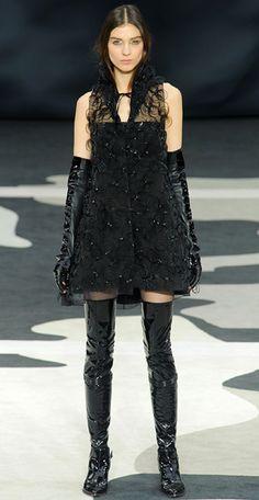 Runway Looks We Love: Chanel