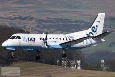 Loganair Saab-Scania 340B | Flickr - Photo Sharing!