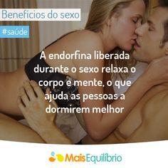 8 motivos para você fazer mais sexo! http://maisequilibrio.com.br/os-beneficios-do-sexo-para-a-saude-5-1-4-545.html