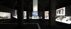 Fernando Alonso exhibition by Isern Serra, Sylvain Carlet, Mediapro exhibitions, Madrid – Spain