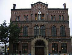 Paradiso: famous rock music venue in Amsterdam