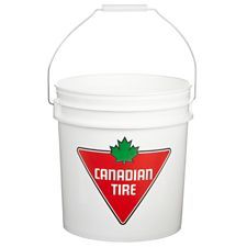 Use The Canadian Tire Food Grade Approved Bucket For Diy Projects Painting Or Gardening Canadian Tire Canadian Tire Bucket Canadian
