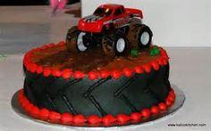 Kalico Kitchen Monster Truck Cake to Go - Kalico Kitchen