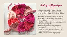 Knitting By Kaae Kids And Parenting, Crochet Hats, Blog, Tips, Knitting Tutorials, Yards, Sofa, Fashion, Knitting Hats
