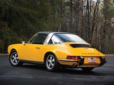 1971-73 Porsche 911 Е 2.4 Targa