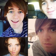 He's the one that makes meh smile when no one else can. The one that's always there when I'm all alone Shane Dawson Tv, Im All Alone, Best Youtubers, Hilarious, Funny, I Love Him, Sailor Moon, My Idol, My Hero