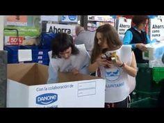 Proyecto solidario: Banco de alimentos