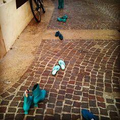 Isle sue la Sorgue, verso uno spazio espositivo stupendo! #france #provence #picoftheday #photooftheday #instagood #art #gres #raku