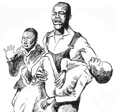In Remembrance Of Hector Pieterson Coloring Page Youth Day, Remembrance Day, Caricature, Coloring Pages, Masters, Artist, Cartoons, Politics, Quote Coloring Pages