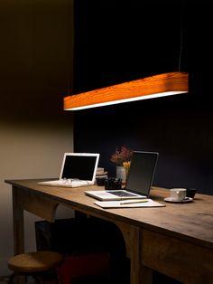 Die Schlanke Pendelleuchte I Club Slim LED Passt Sich Elegant In Ihr Umfeld  Ein Kann Vielfältig Eingesetzt Werden. Onlineshop DesignOrt