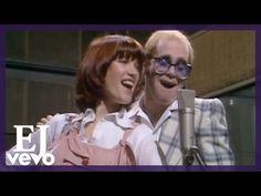 """Elton John & Kiki Dee ~ """"Don't Go Breaking My Heart"""", # 1 in 1976."""