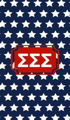 Sigma Sigma Sigma America Wallpaper