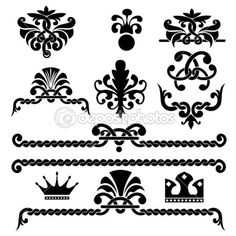 159 Best Gothic Ornament Images On Pinterest