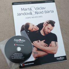 Eurovision 2015 Václav Noid Bárta Marta Jandová Hope Never Dies Czech Republic