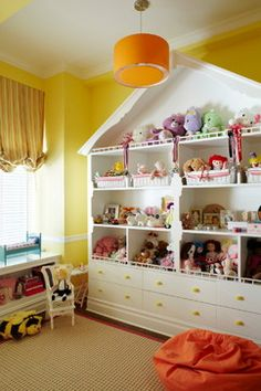 awesome 61 Creative Toy Storage Ideas for Living Room Doll Storage, Kid Toy Storage, Storage Ideas, Storage Room, Kids Bedroom Sets, Girls Bedroom, Kids Rooms, Bedrooms, Bedroom Ideas