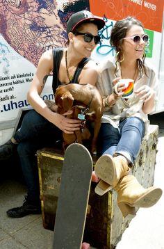 First date;) #Lesbian #LGBT