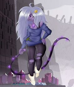 Amethyst from Steven Universe