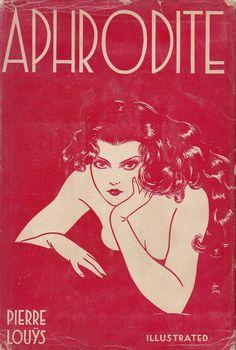 Pierre Louÿs - Aphrodite shared by Debruno on We Heart It Fuchs Illustration, Illustration Art Nouveau, Photo Wall Collage, Collage Art, Kunst Poster, Poster Prints, Art Prints, Red Aesthetic, Grafik Design