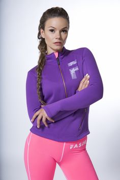 Lina Longsleeve from Faser. http://www.faseractive.com/womens/lina-longsleeve