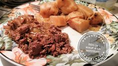 Rôti de boeuf à la mijoteuse Food And Drink, Pork, Chicken, Meat, Foodies, Canada, Food, Recipes, Fishing Line