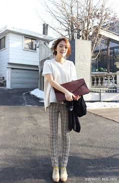 2016 korean spring look outfit inspirations asian fashion од Korean Fashion Winter, Korean Fashion Men, Korean Street Fashion, Ulzzang Fashion, Korea Fashion, Asian Fashion, Ootd Fashion, Dandy, Mode Pop