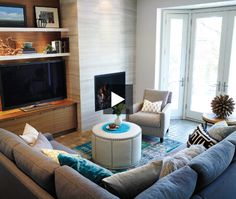 With Contemporary Accents In The Family Friendly Modern Rustic Home