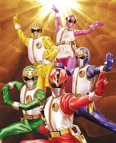 Gosei Sentai Dairanger