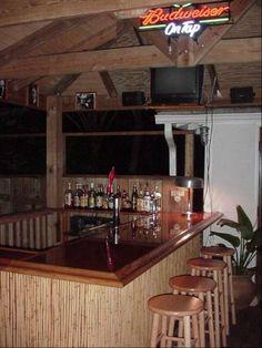tiki bar design