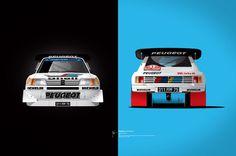 Ricardo Santos Car Art. Motorsport's icons. (via Ricardo Santos Car Art. Motorsport's icons | crankandpiston.com Car Culture Lifestyle)  More car art here.
