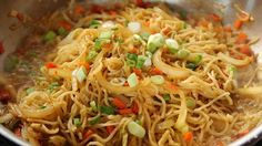 Get Chow Mein Recipe from Food Network