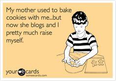 on bloggers