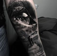 Niki Norberg, the Master of Hyperrealistic Tattoos realistisches Tattoo von Niki Norberg Tattoos 3d, Kunst Tattoos, Neue Tattoos, Best Sleeve Tattoos, Wolf Tattoos, Forearm Tattoos, Body Art Tattoos, Tattoos For Guys, Galaxy Tattoo Sleeve