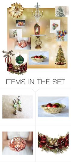 """Holidays are made of this......."" by ruegenevieve ❤ liked on Polyvore featuring art"