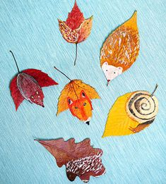 Autumn is fast approaching and we thought it would be a great idea to feature some cool ways you and your children can use the outdoors to create some fantastic crafts. Today we are loving these Leaf Creatures, they look fantastic and are also easy to make. Simply go and collect leaves from your local…