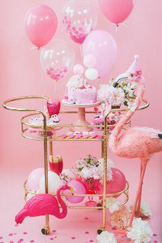 Impormptu Flamingo Party More