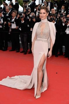 Cheryl Fernandez-Versini attends the Premiere of 'Irrational Man' during the 68th annual Cannes Film Festival on May 15, 2015 in Cannes, France. Redonline.co.uk