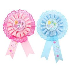 SPMART Baby Shower Award Ribbon Badge Party Favor Decoration Free Shipping  //Price: $8.00 & FREE Shipping //     #babyshowerdeals #design #ideas #babies #baby #babygirl #babyboy #babyroom #gift #baloons #babyshower