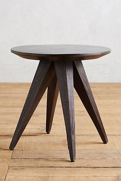 Betania Side Table, Taper