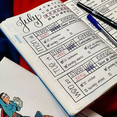 An instant classic from @librariana. #bulletjournalcollection