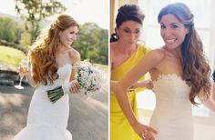 All Down Wedding Hairstyles to Adore | OneWed