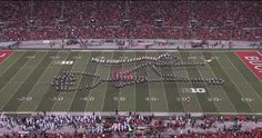 VOD: The Ohio State Marching Band Will Blow Your Mind