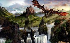 Image result for Fantasy lands