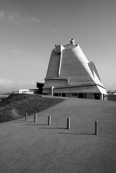 Le Corbusier,  Eglise Saint-Pierre (1973-1978)...i seemed to have missed this in arch history class...